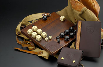 Mahogany Game Board